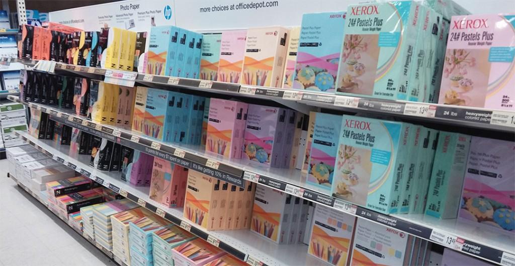 paper use consumption statistics