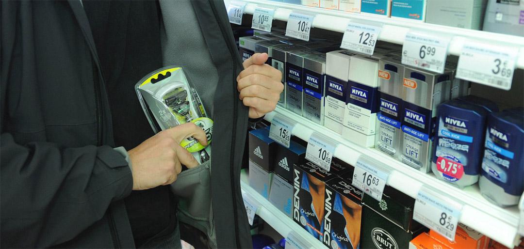 shoplifting retail theft statistics