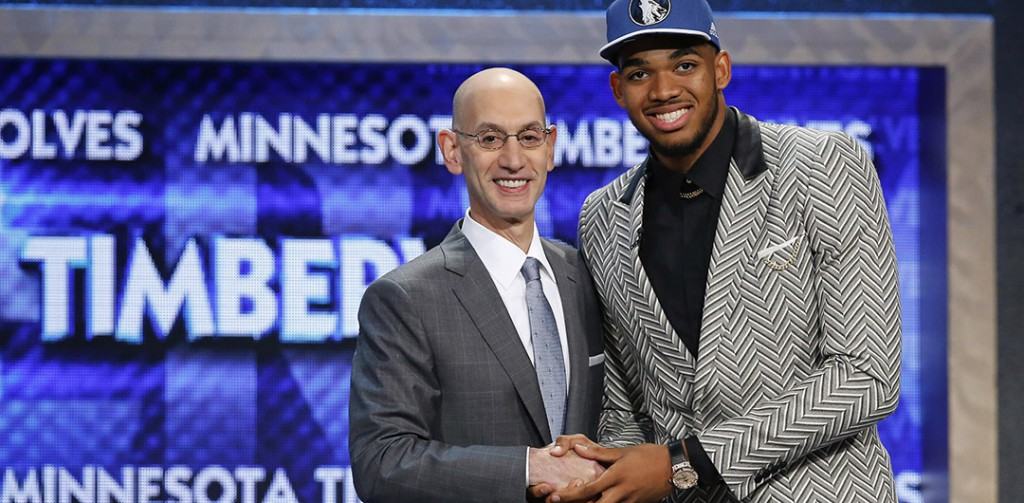 2015 NBA Draft Order