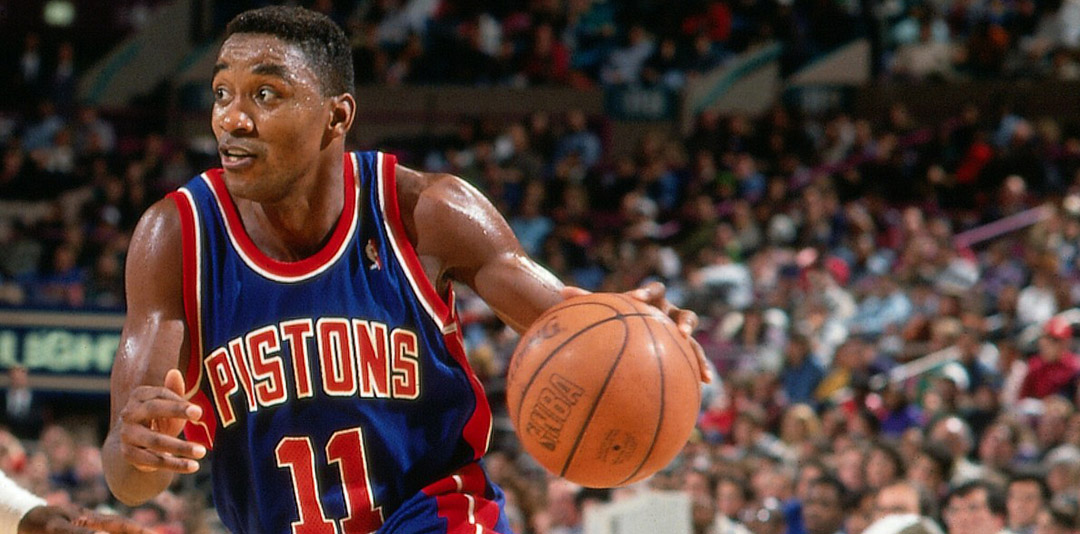Isiah Thomas stats salary bio points
